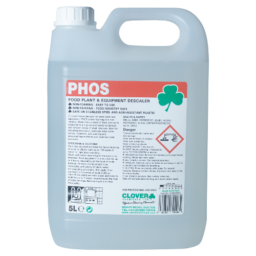 Phos Acidic Descaler Kitchen Amp Dishwashing Cleaning