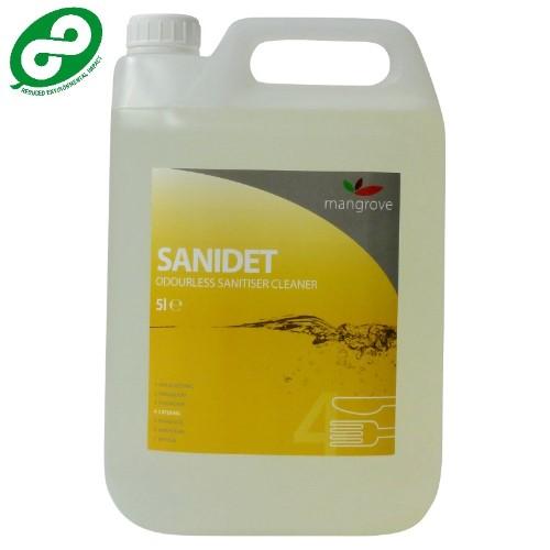Sanidet Kitchen Amp Dishwashing Cleaning Chemicals