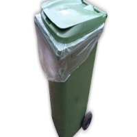 Wheelie Bin Liners Light