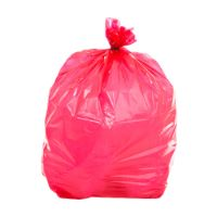 Red Bin Liners 18x29x39