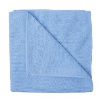 Microfibre Cloths Blue