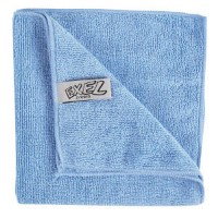 Single Microfibre Cloth Blue
