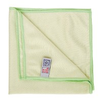Microfibre Glass Cloths Green