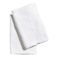 White Towelling Rag