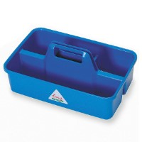 Cleaners Caddy Blue