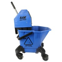 Contractor Combo Mopping Unit Blue