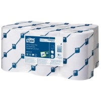 Enmotion Rolls 2 Ply White