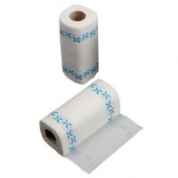 Kitchen Towel Roll Printed